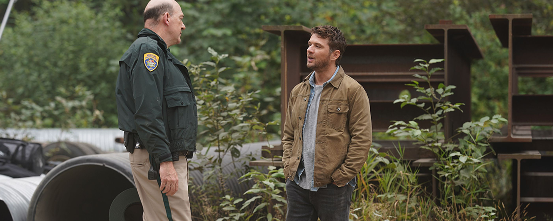 'Big Sky' producers debated how soon to kill off Ryan Phillippe